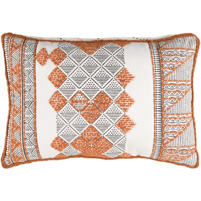 Coachella Cotton Lumbar Pillow