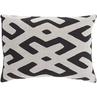 Alona Geometric Down Lumbar Pillow