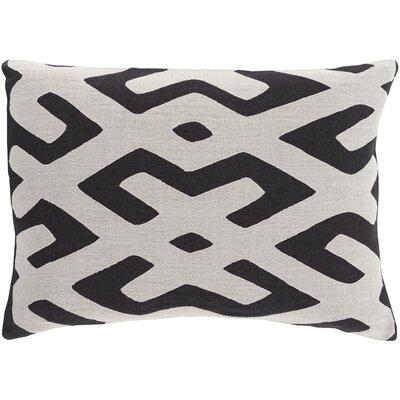 Alona Geometric Down Lumbar Pillow