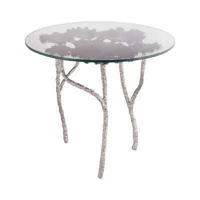 Briele Round End Table