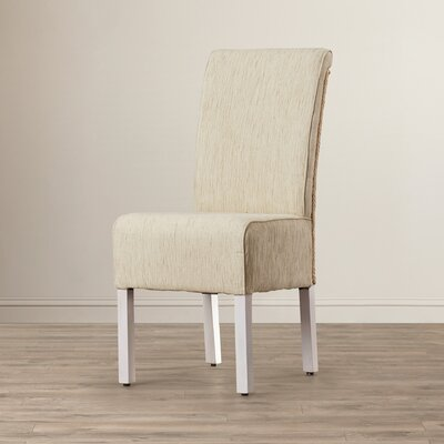 Malizia Upholstered Parsons Side Chair