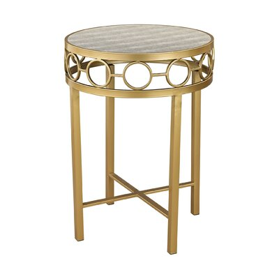 Ambler Round End Table