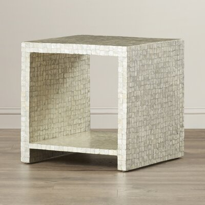 Pene Traditional Wood End Table
