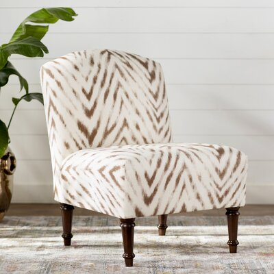Springdale Camel Back Slipper Chair
