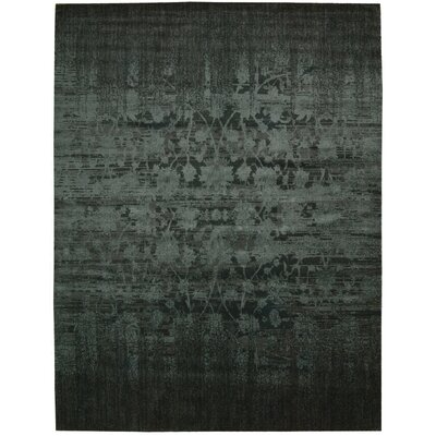 Sahana Wool Brick Area Rug Rug Size: Rectangle 56 x 8