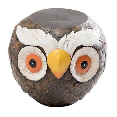 Ritter Owl Garden Stool AGTG1342 41621485