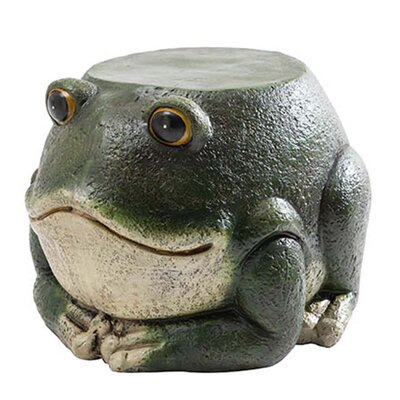 Rivas Frog Garden Stool AGTG1343 41621487