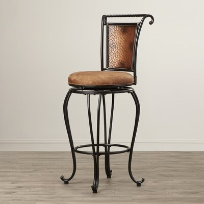 Armino 30 Swivel Bar Stool