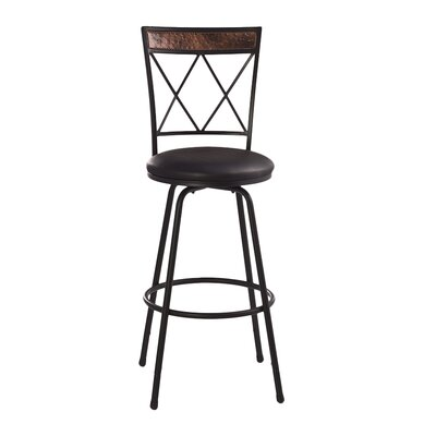 Shaurya Swivel Bar Stool