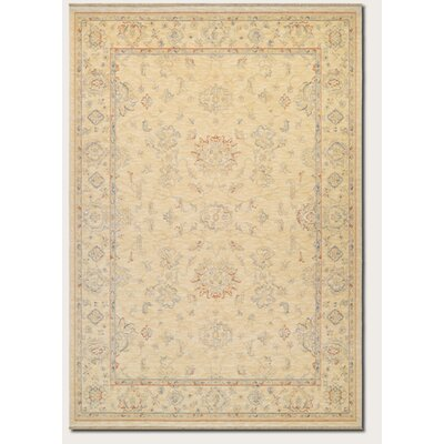 Nickalos Beige Area Rug Rug Size: Rectangle 56 x 78