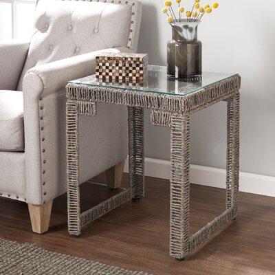 Ambridge Woven End Table