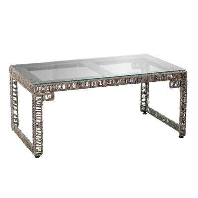 Ambridge Woven Coffee Table