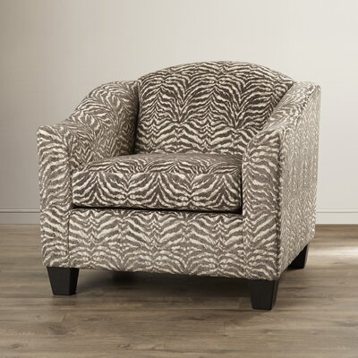 Arm Chair Color: Pantera Vintage
