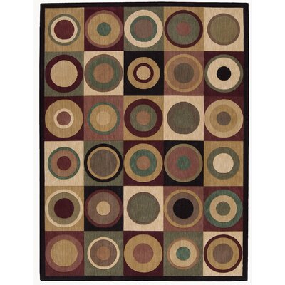 Morsly Area Rug Rug Size: Rectangle 23 x 39
