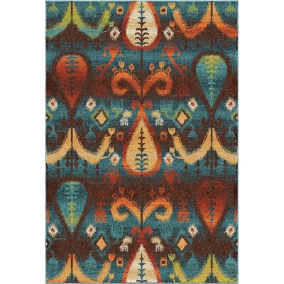 Santino Rectangle Area Rug Rug Size: 710 x 1010