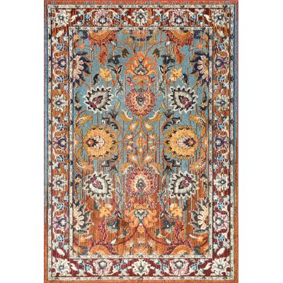 Deil Area Rug Rug Size: Rectangle 53 x 77