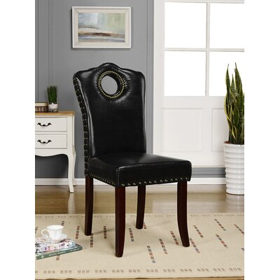 Antwan Parsons Chair Color: Espresso