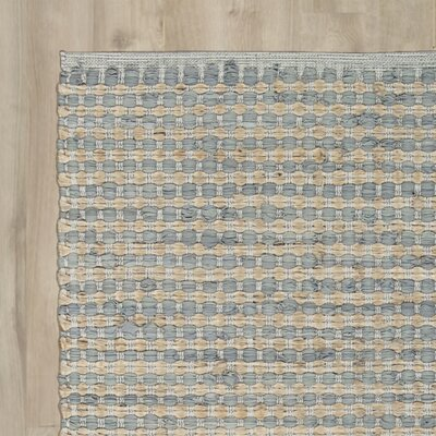 Accomac Teal/Tan Area Rug