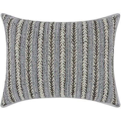 Beth Striped Lumbar Pillow