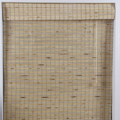 Aymeric Tan Bamboo Roman Shade