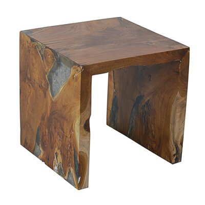 Pene Rectangular End Table