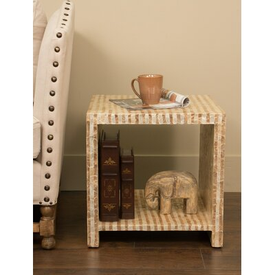 Pene Traditional End Table