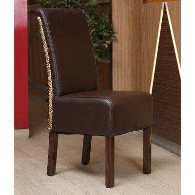 Virginie Wood Parsons Chair
