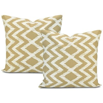 Philllip Printed Cotton Cushion Cover