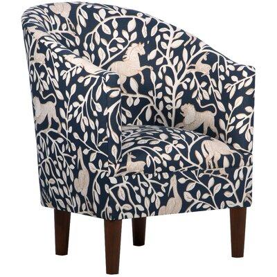 Gaines Fabric Tub Arm Chair