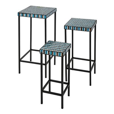 Kyocera 3 Piece End Table Set