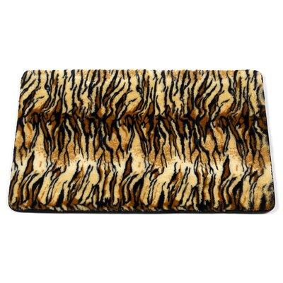 Shadai Tiger Faux Fur Bath Mat