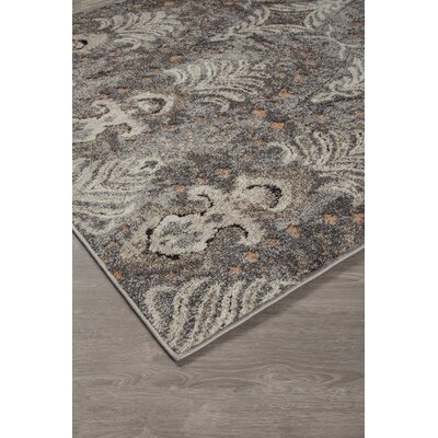 Reid Gray Area Rug