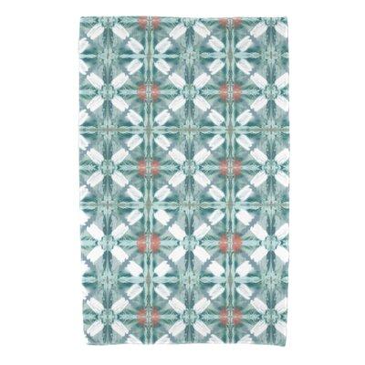 Viet Bath Towel Color: Aqua