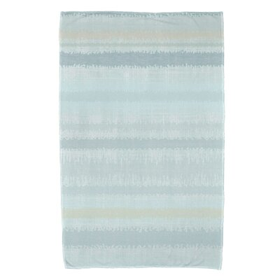 Dorazio Raya De Agua Bath Towel Color: Aqua