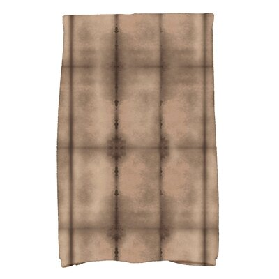 Viet Pool Bath Towel Color: Brown