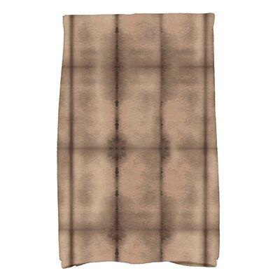 Rafia Pool Bath Towel Color: Brown