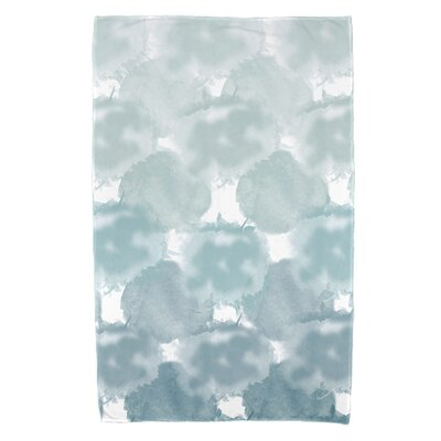Viet Rectangle Beach Towel Color: Teal