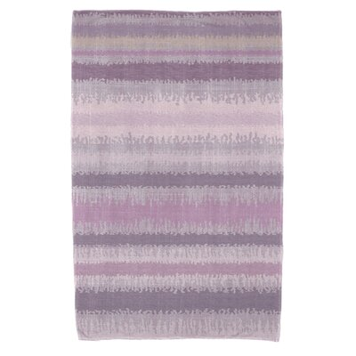 Dorazio Raya De Agua Beach Towel Color: Lavender