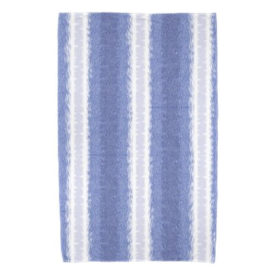 Navarro Lines Beach Towel Color: Blue