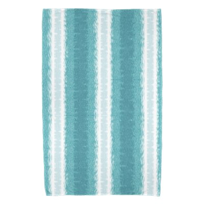 Navarro Lines Beach Towel Color: Teal