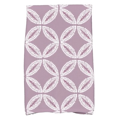 Viet Tidepool Hand Towel Color: Lavender