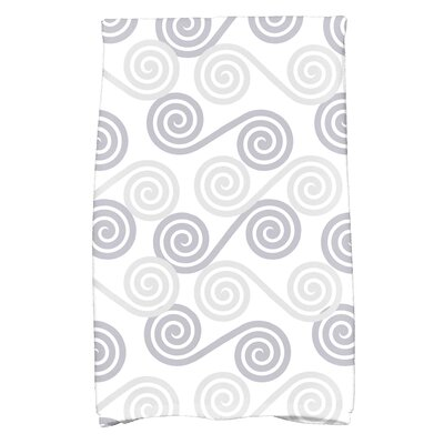 Nikkle Rip Curl Hand Towel Color: Gray