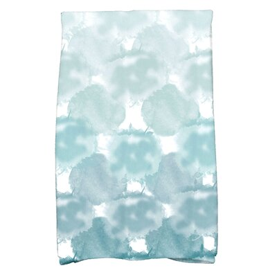 Viet Cotton Hand Towel Color: Teal