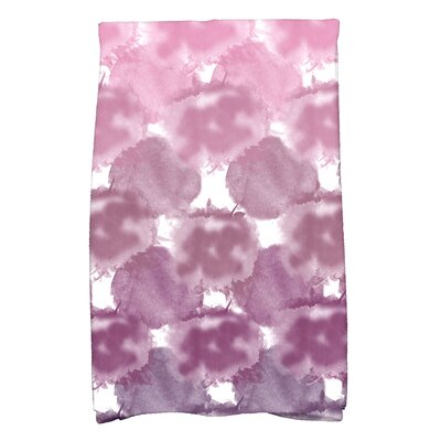 Viet Cotton Hand Towel Color: Purple
