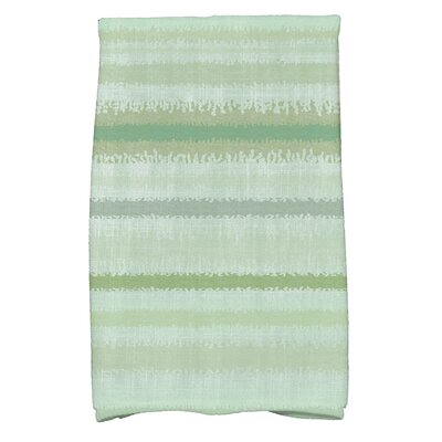 Dorazio Raya De Agua Hand Towel Color: Green