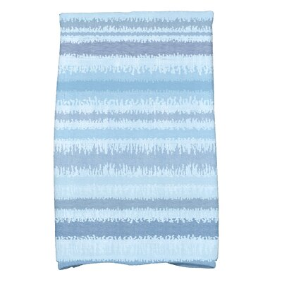 Dorazio Raya De Agua Hand Towel Color: Light Blue