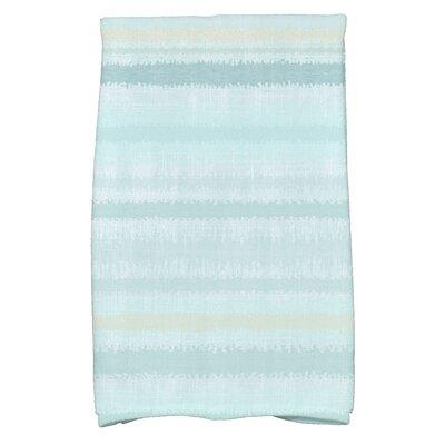 Dorazio Raya De Agua Hand Towel Color: Aqua