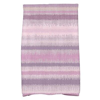 Dorazio Raya De Agua Hand Towel Color: Lavender
