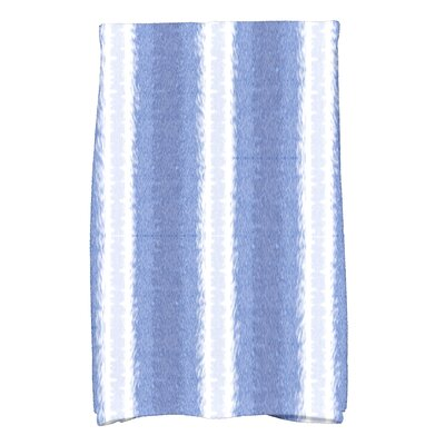 Navarro Lines Hand Towel Color: Blue