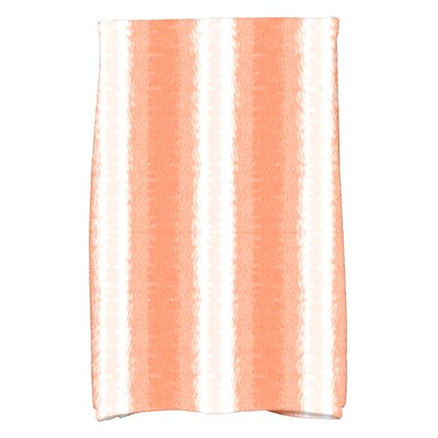 Navarro Lines Hand Towel Color: Orange